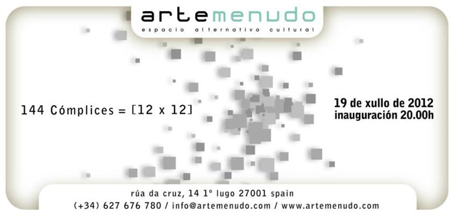 144 Còmplices 12x12