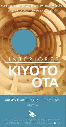 Kiyoto Ota, Interiores