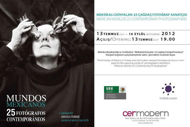 Mundos Mexicanos. 25 Fotógrafos Contemporáneos