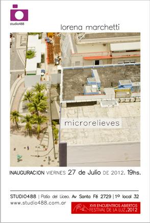 Lorena Marchetti, Microrelieves