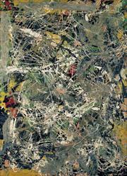 Jackson Pollock, Untitled, ca. 1949