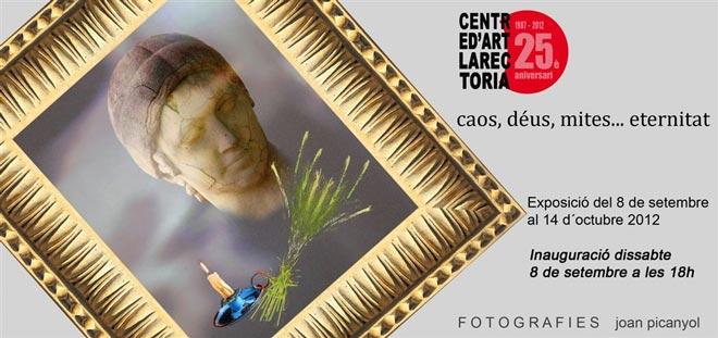 Joan Picanyol, Caos, déus, mites... eternitat