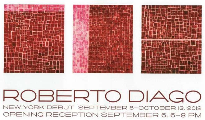 Roberto Diago, Entre líneas