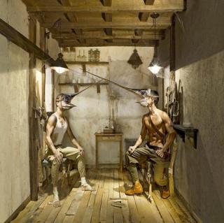 Ir al evento: 'Short cuts'. Exposición de Fotografía en Galería La Casarosa / Málaga, España