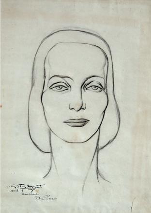 Sergio Trujillo Magnenat, Carolina Cárdenas, 1936