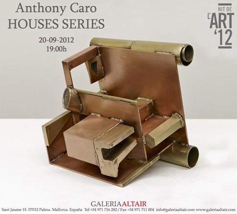 Anthony Caro, Houses Series