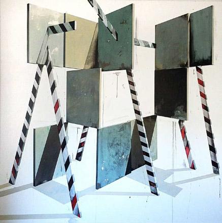 Manuel Caeiro, Amazing Full Emptiness - A difficult closet, 2011