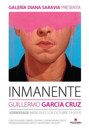 Guillermo García Cruz, Inmanente