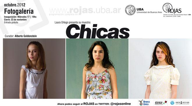 Laura Ortego, Chicas