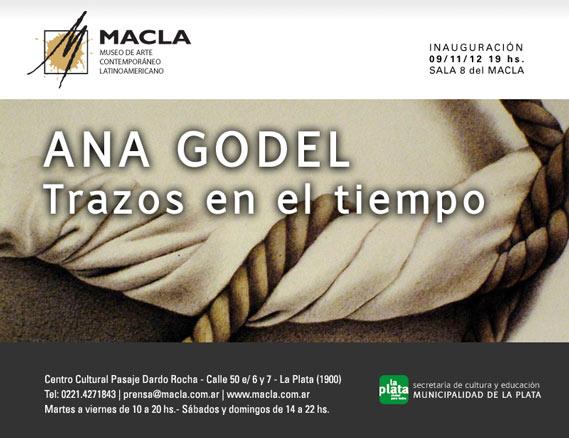 Ana Godel, Trazos en el tiempo