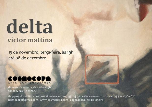 Victor Mattina, Delta