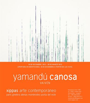 Yamandú Canosa, Vaivén