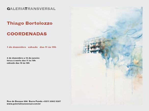 Thiago Bortolozzo, Coordenadas