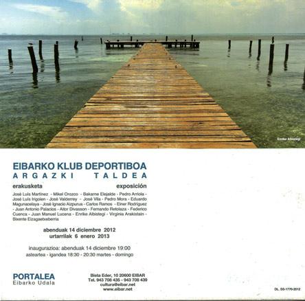 Grupo de Fotografía del Club Deportivo Eibar
