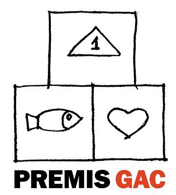Logo de los Premios GAC
