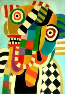 El Adivinador de las Flores de Laurel Matinal | Ir a la ficha del Artista 'Jose Tola Habich'
