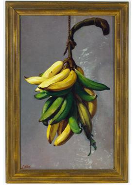 Francisco Manuel Oller y Cestero, Plátanos Amarillos, ca. 1892