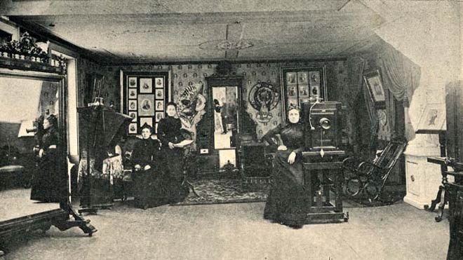 Otras Miradas. Fotógrafas en México 1872 - 1960