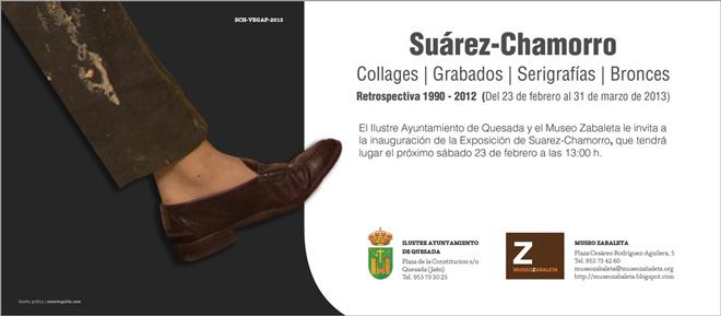 Suárez-Chamorro. Retrospectiva 1990-2012
