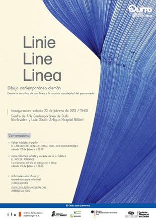 Linie Line Linea