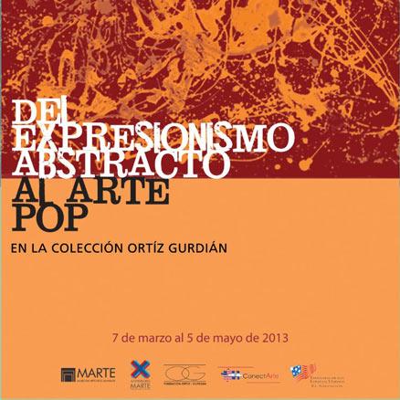 Del expresionismo abstracto al arte pop