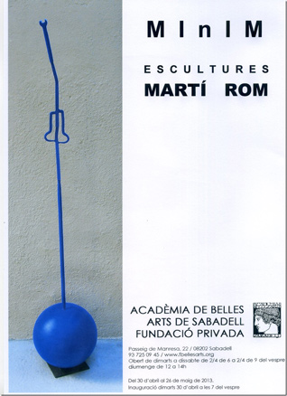 Martí Rom, MInIM