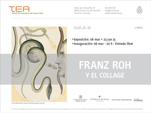 Franz Roh y el collage