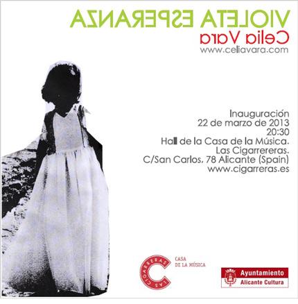 Celia Vara, Violeta esperanza