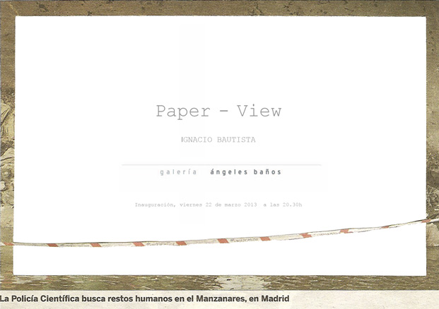 Ignacio Bautista, Paper-View