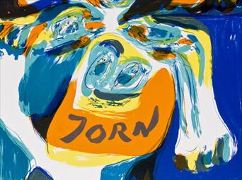 Asger Jorn, -detalle-