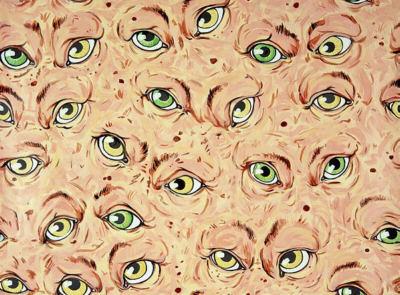 Le sens des voyeurs II, 2000