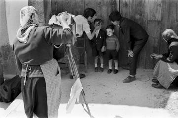 Ricard Terré, Feria de Lalín, Lugo, 1961