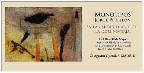 Monotipos Jorge Perellon