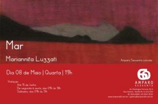 Ir al evento: 'Mar'. Exposición en Amparo 60 Galería / Boa Viagem, Ceara, Brasil