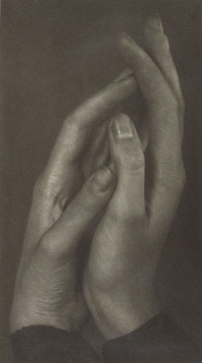 Bronia Wistreich-Weill, Les mains jointes, 1925