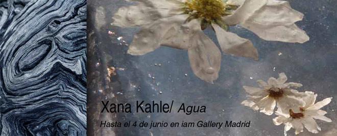 Xana Kahle, Agua