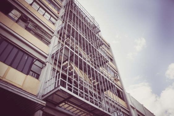 Fábrica Freixas. Un colectivo de artistas en Hospitalet