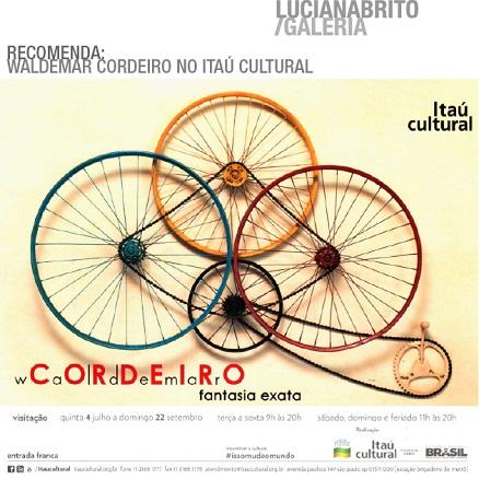 Waldemar Cordeiro, Fantasia Exata