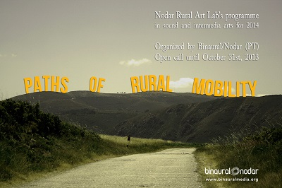 Paths of Rural Mobility open call