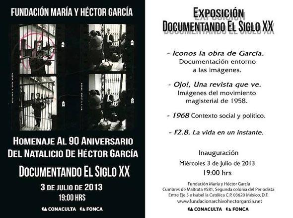 Documentando El Siglo XX