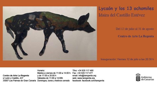 Idaira del Castillo Estévez, Lycaón y los 13 ochomiles