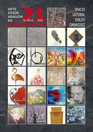 Arte desde Aragón en 21 perspectivas