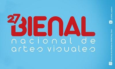 27 Bienal Nacional de Artes Visuales Santo Domingo