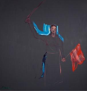 Ariel Mlynarzewicz | Ir al evento: 'Revolucionarios, Ariel Mlynarzewicz'. Exposición de Pintura en Museo Nacional de Bellas Artes de Buenos Aires (MNBA) Buenos Aires, Argentina