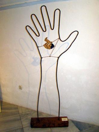 Pepe Yagües, En las líneas de mi mano