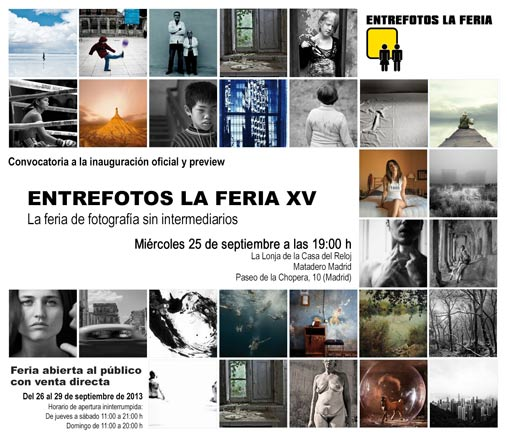 EntreFotos XV 2013