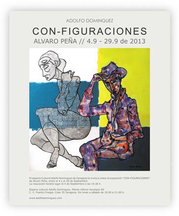 Álvaro Peña, Con-figuraciones