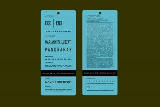 Ir al evento: 'Panoramas'. Exposición en Galeria Marcelo Guarnieri / Ribeirão Prêto, Sao Paulo, Brasil