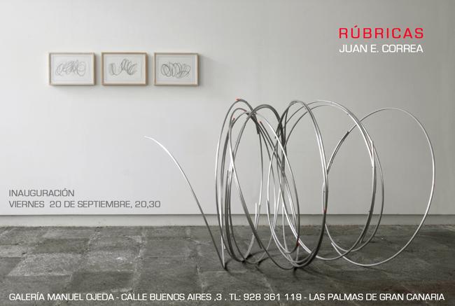 Juan E. Correa, Rúbricas