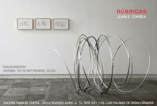 Juan E. Correa, Rúbricas | Ir a la ficha del Artista 'Juan E. Correa'